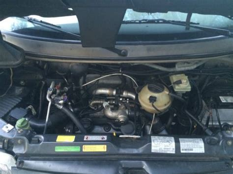 how cars engines work 1993 volkswagen eurovan engine control buy new 1993 vw eurovan gl 1 9 tdi diesel 5 speed 35 mpg rebuild engine runs excelent in