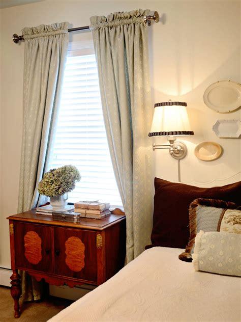 Fenster Gardinen Schlafzimmer by Easy Sew Lined Window Treatments Hgtv