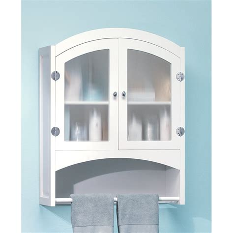 White Bathroom Wall Cabinet by White Bathroom Wall Cabinet Design With Mirror Wellbx