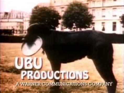 UBU Productions (A Warner Communications Company) logo ...