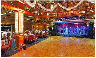 Destiny Boat Cruise Nyc by Cornucopia Majesty Yacht Charter Wedding Corporate