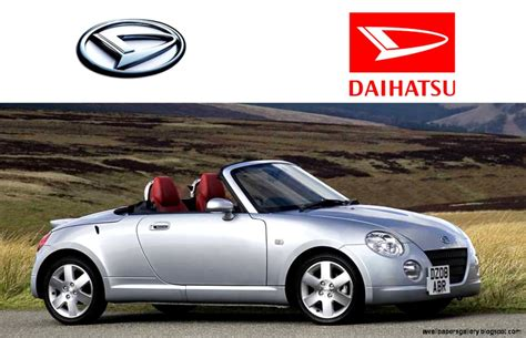 Daihatsu Backgrounds by Daihatsu Logo Wallpapers Gallery