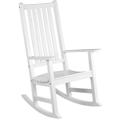 Patio Parasols Uk by Alexander Rose New England White Rocking Chair The Uk S