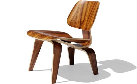 chaise design eames eames molded plywood lounge chair lcw hivemodern com