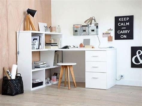 dix solutions de rangement astucieuses pour un bureau