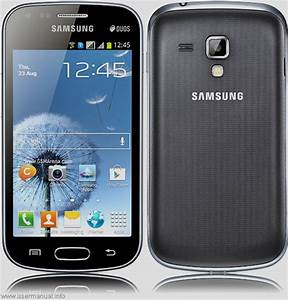 Manual User Guide Pdf  Samsung Galaxy S Duos S7562 User
