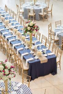 tree chandelier a chic navy pink and gold wedding