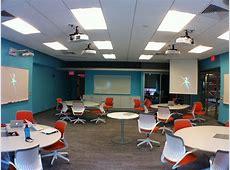Krause Innovation Studio Classroom at Penn State Cole
