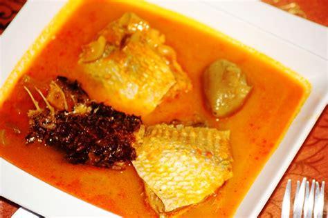 recette de cuisine ivoirienne poisson sauce une recette ivoirienne recettes