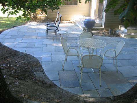 laid bluestone patio bluestone patio lincoln ma concord stoneworks