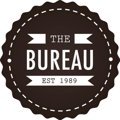 logo bureau the bureau png 458 458 in st