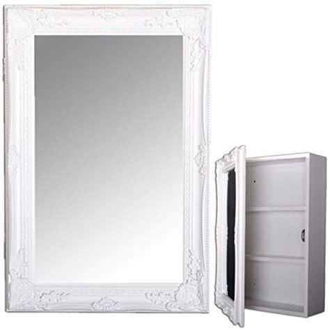 Badezimmer Spiegelschrank Weiß by Spiegelschrank Beatrice 60x40cm Badezimmer Schrank Weiss