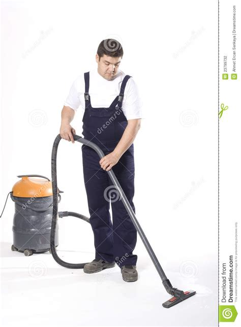 vacuuming floors vacuuming floor with machine stock photo image 23799732