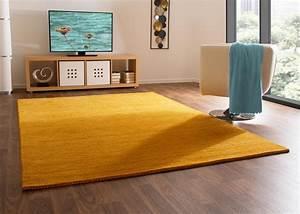 Teppich Gelb Rund : gabbeh teppich haltu young fashion global carpet ~ Frokenaadalensverden.com Haus und Dekorationen