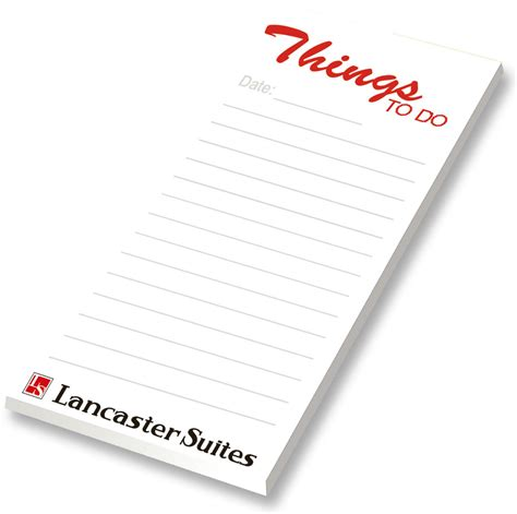 sticky note set bic sticky notes custom printed pads 4 color process