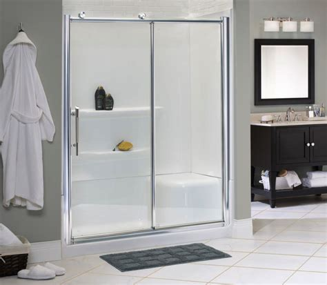 bathroom door what shower door is best handy