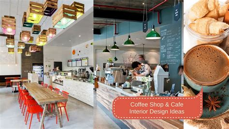 Cafe And Coffee Shop Interior Design Ideas