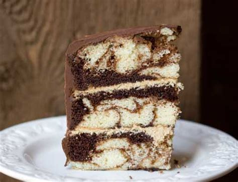 triple layer mocha marble cake cookie madness