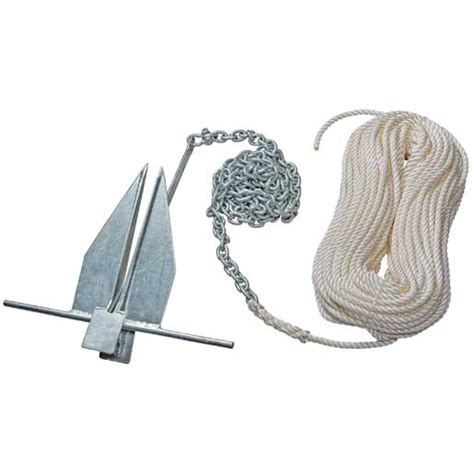 Boat Anchor Chain Length by West Marine Performance2 Anchor Rode Packages West Marine