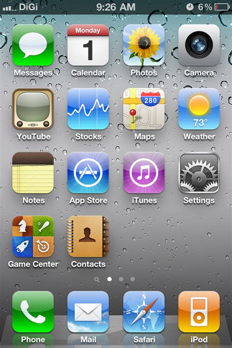 how to move icons on iphone i phoned u iphone guides tips tricks organize icons