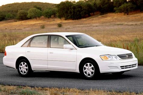 Toyota Avalon 2000 by 2000 04 Toyota Avalon Consumer Guide Auto