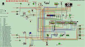 Samurai Schematics For Running Without Stock Hitachi Carburetor    Emissions System