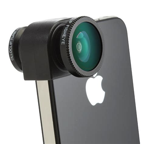olloclip iphone lens system thinkgeek