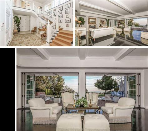 Carey House by Nick Cannon And Carey List Bel Air Mansion Variety