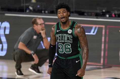 Marcus Smart injury: Boston Celtics guard ruled out of ...