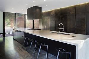 10 amazing modern kitchen cabinet styles for Kitchen cabinet trends 2018 combined with outdoor wall art metal large