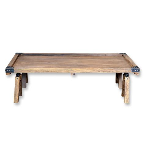 indian cart indian cart coffee table cdi furniture touch of modern