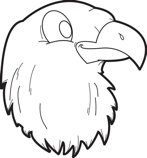 printable bald eagle coloring page  kids  supplyme