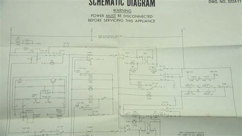 Oven Schematic Wiring Diagram Youtube