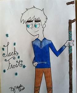 Jack Frost (Butch Hartman style) by Swest91 on DeviantArt