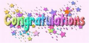 Congratulations Images | Random Girly Graphics