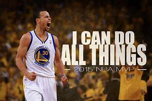 The Good News Today – NBA's Most Valuable Player Stephen ...