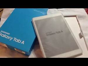 Samsung Galaxy Tab A 9 7 Screen Tablet  Open Box  Set Up