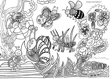 immagini di animali mandala da colorare mandala per bambini da colorare disegni mammafelice