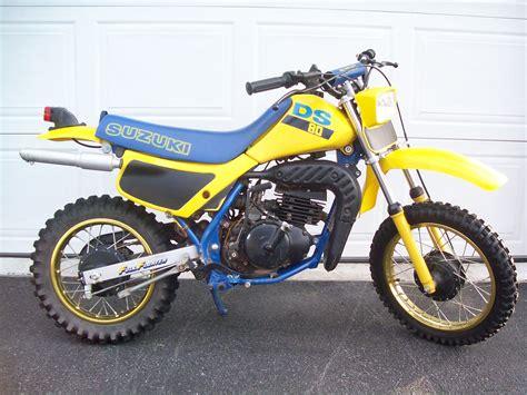 Ds80 Suzuki by 1987 Suzuki Ds 80 Picture 1170022