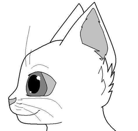 Cat Face  Profile By Katleidoscopic On Deviantart