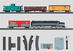 Usa Digital Starter Set  Freight Train With Diesel