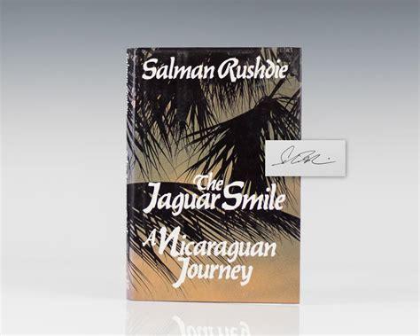 the jaguar smile the jaguar smile a nicaraguan journey raptis books