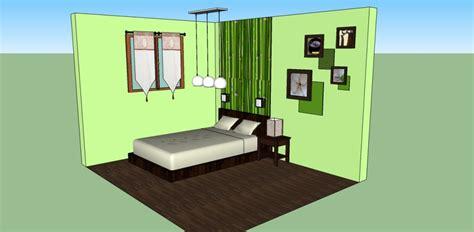 modele decoration chambre adulte déco chambre adulte marron vert