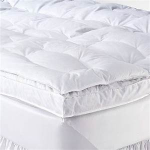 5 favorites mattress toppers remodelista for Best down mattress pad