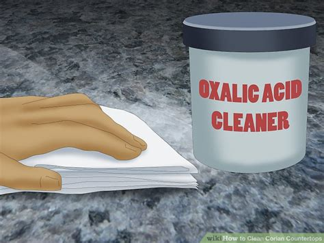 cleaning corian countertops scratches how to clean corian countertops 12 steps with pictures