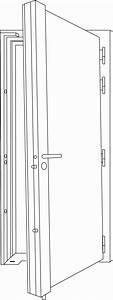 Reparation d39une porte blindee affaissee avec le service for Réparation porte blindée