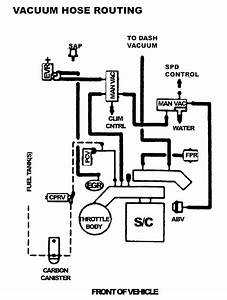 Ford 4 9 Vacuum Diagram  Ford  Auto Wiring Diagram