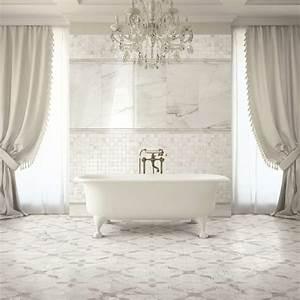 bianco grande floor wall tiles marshalls With marble bathroom tiles uk
