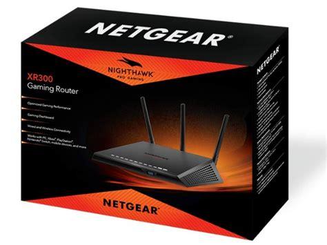netgear launches nighthawk pro gaming xr ac wi fi