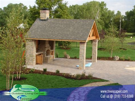 home design before and after pool houses treescapeit the outdoor living center